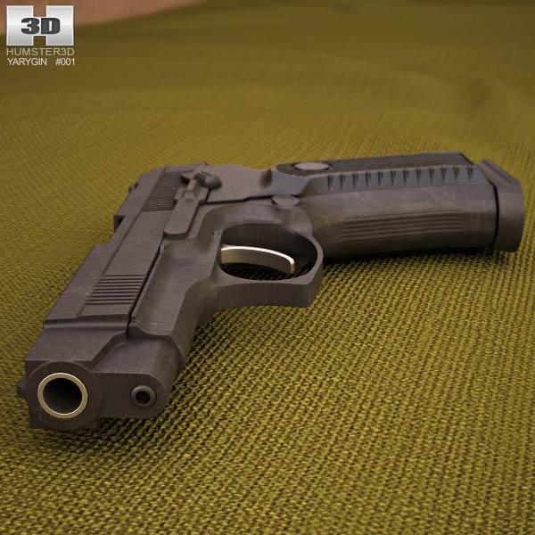MP-443 Grach 3d model