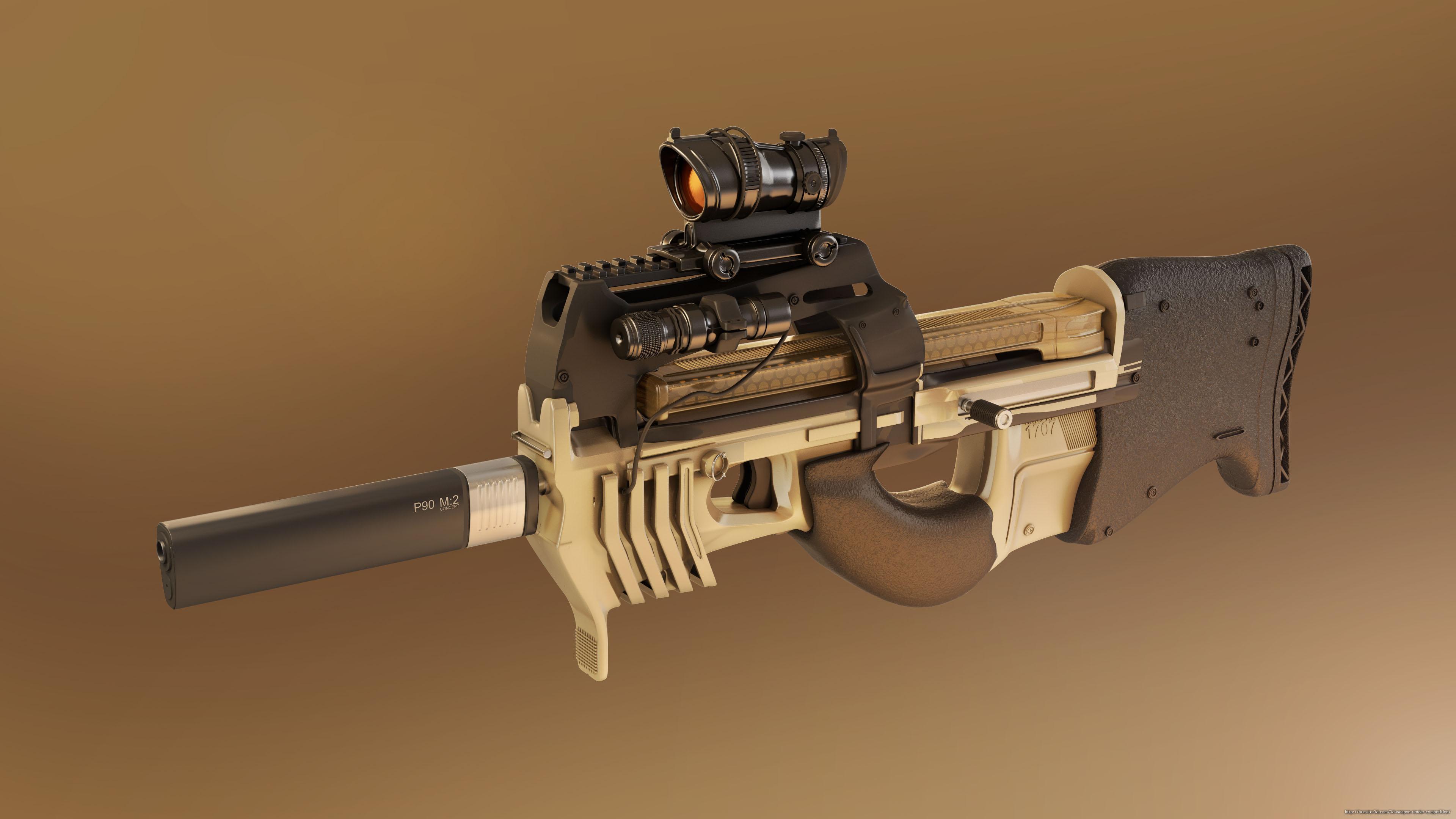 P90M2 Concept