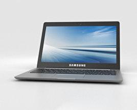 Samsung Chromebook 2 13.3 inch Grey 3D model