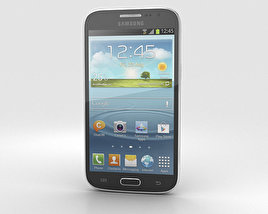 Samsung Galaxy Win Titan Gray 3D model