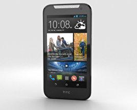 HTC Desire 310 White 3D model
