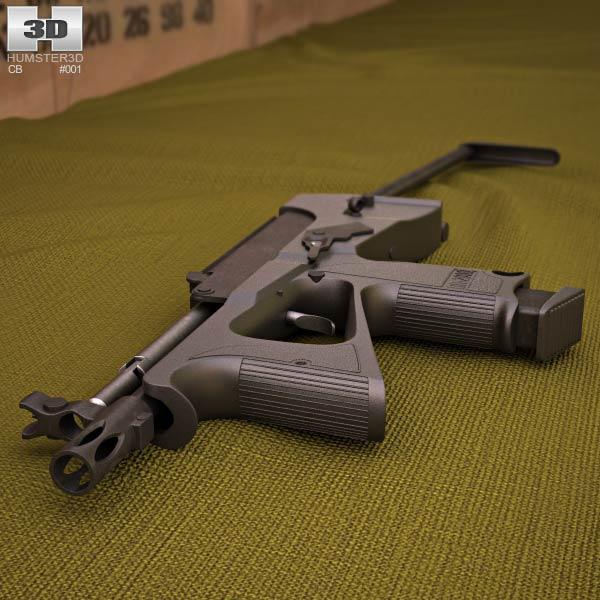 PP-2000 3d model