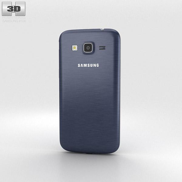Samsung Galaxy S3 Slim Black 3d model