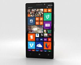 Nokia Lumia 930 Bright Orange 3D model