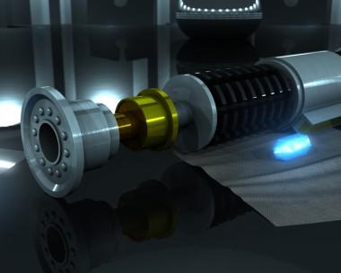 Obi-Wan's Kenobi's Lightsaber