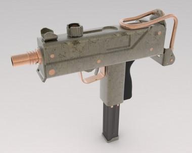 Mac 10 Sub Machine Gun