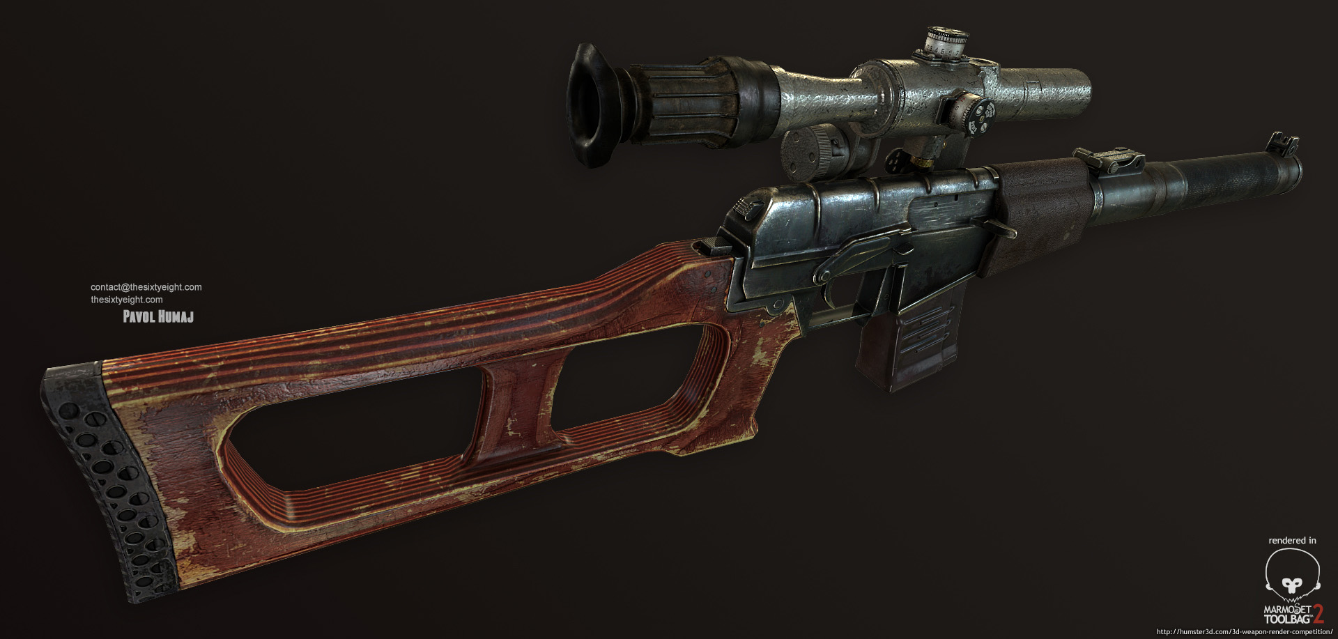 Vss Vintorez Blueprints