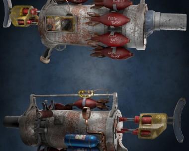 Greymourn Mortar