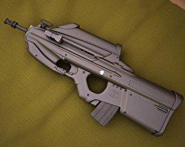 FN F2000 3D model