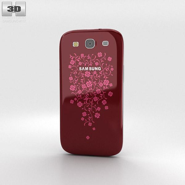 Samsung Galaxy S3 Neo La Fleur 3d model