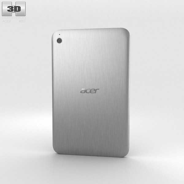 Acer Iconia W4 3d model