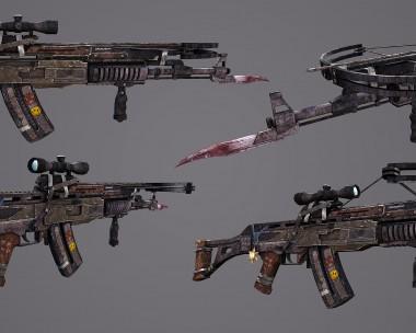 Rebel Assault Rifle