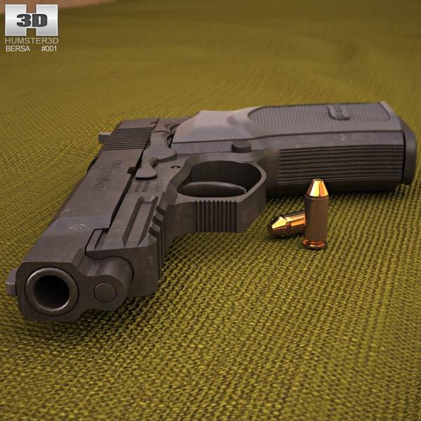 Bersa Thunder 9 3d model
