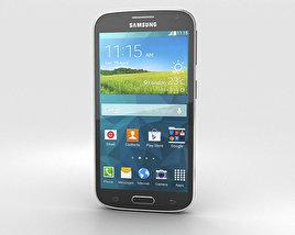 Samsung Galaxy K Zoom Black 3D model