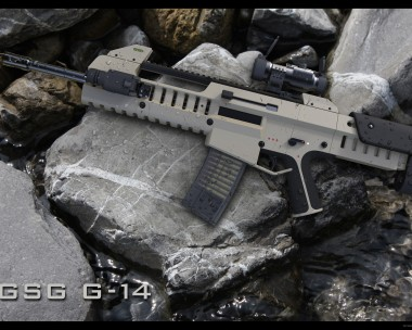Assault Rifle G-14