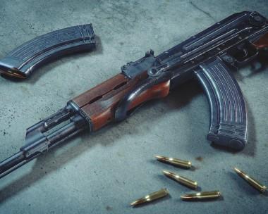 Kalashnikov AKMS