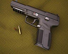 FN Five-seven 3D model