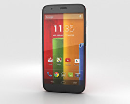 Motorola Moto G Cherry 3D model