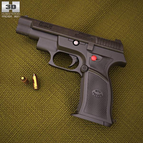 Prexer WIST-94 3d model