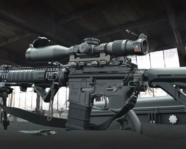 AR15 Sniper