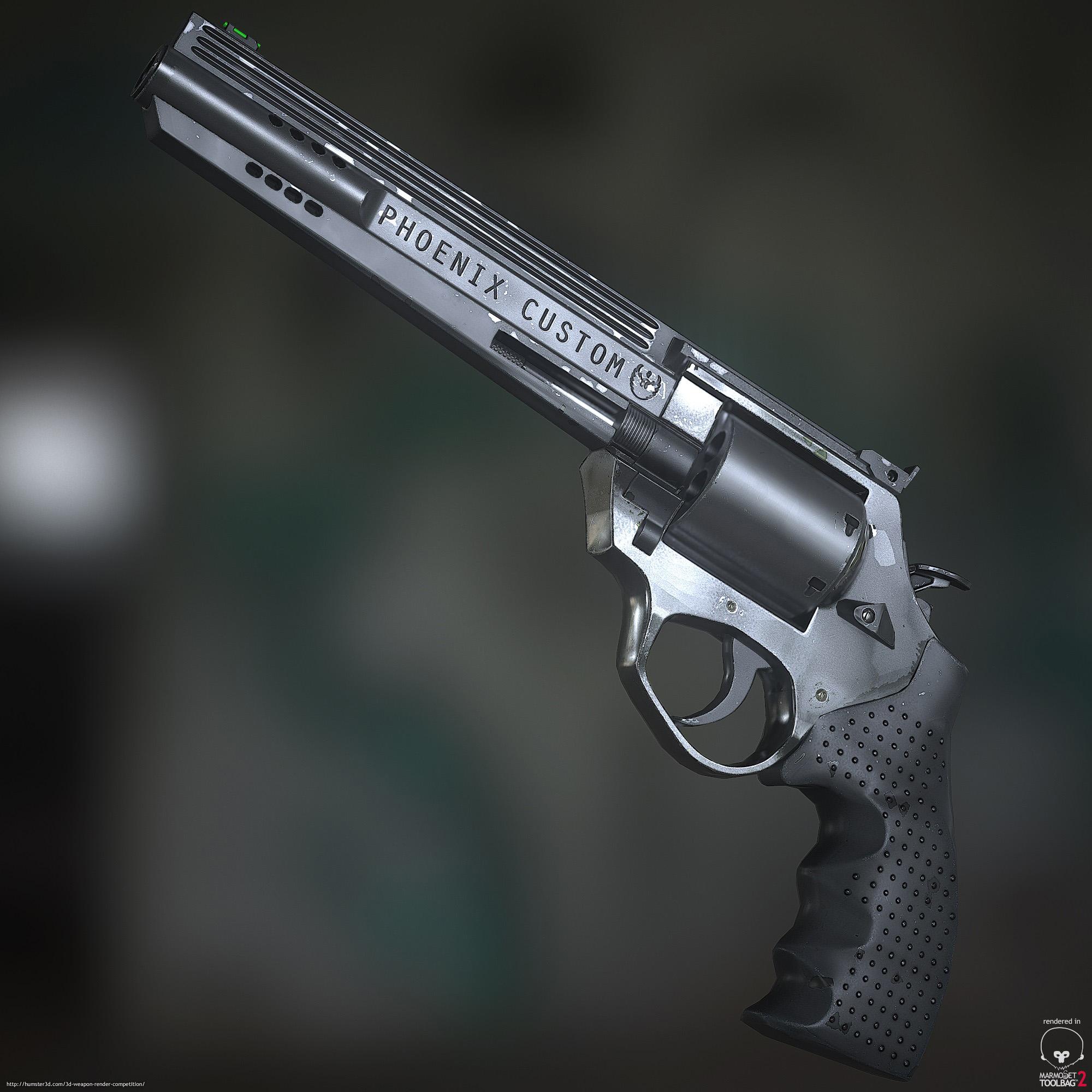Phoenix Custom Revolver