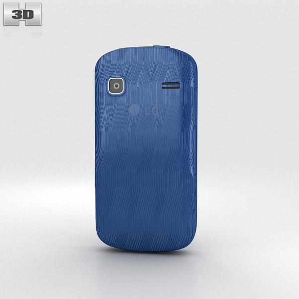 LG Xpression 2 3d model