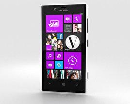Nokia Lumia 720 White 3D model