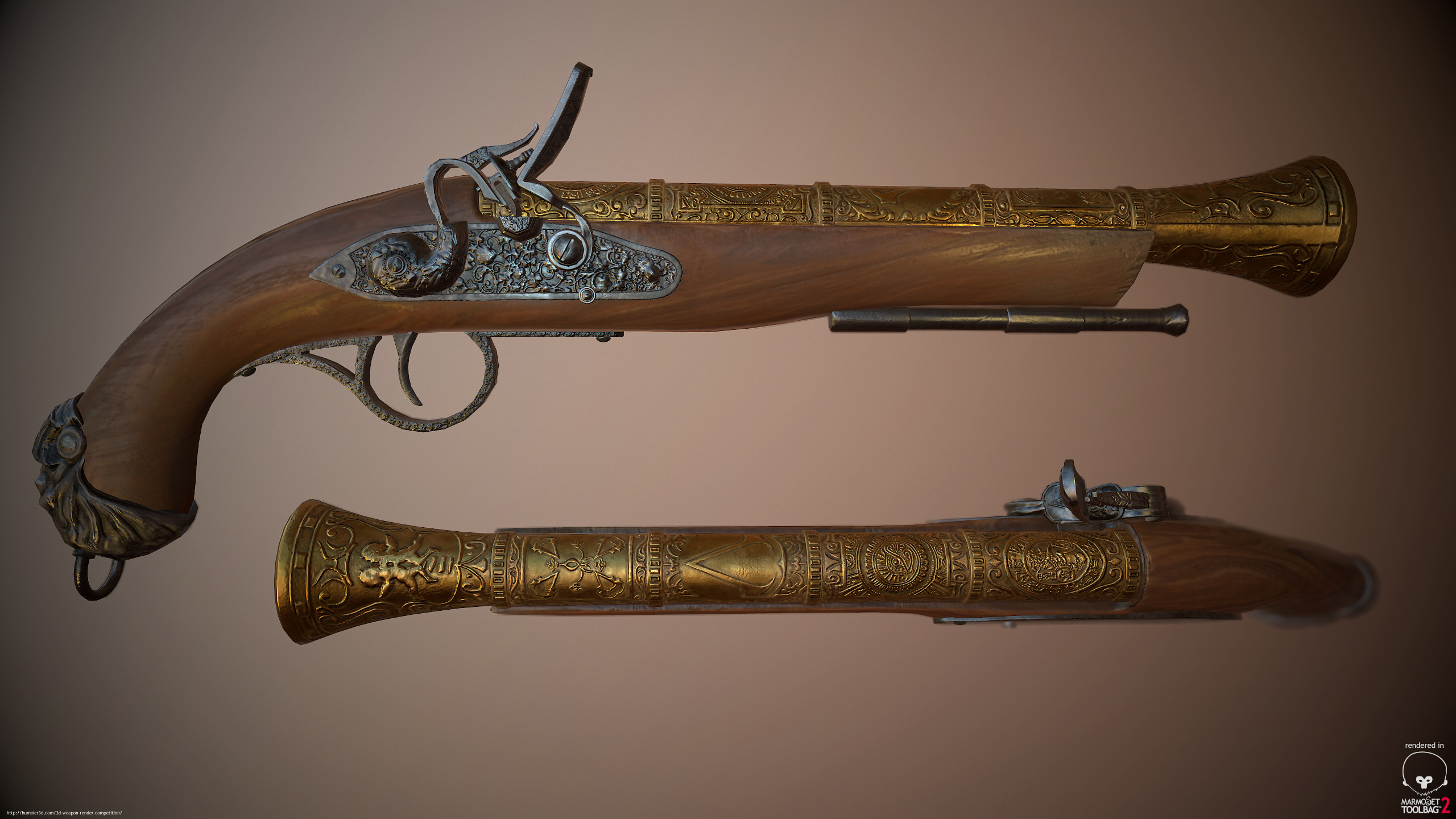 Flintlock - Assassins creed IV