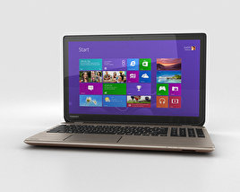 Toshiba Satellite P50T 3D model