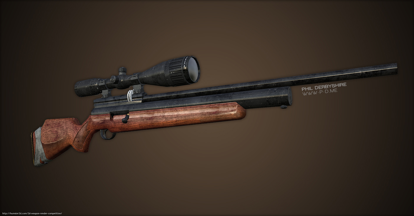 A1D PCP Rifle