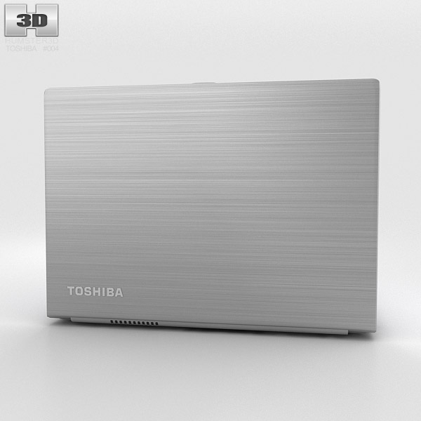 Toshiba Portégé Z30 3d model