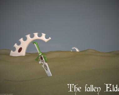 The fallen Eldar