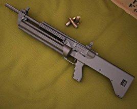 SRM Arms Model 1216 3D model