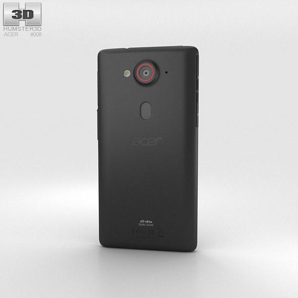 Acer Liquid E3 Black 3d model