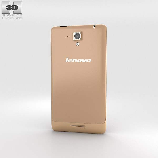 Lenovo Golden Warrior S8 3d model