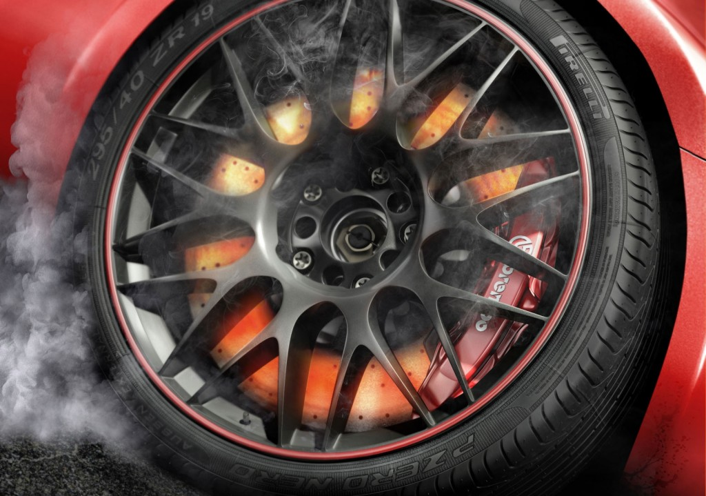 Brake Burn