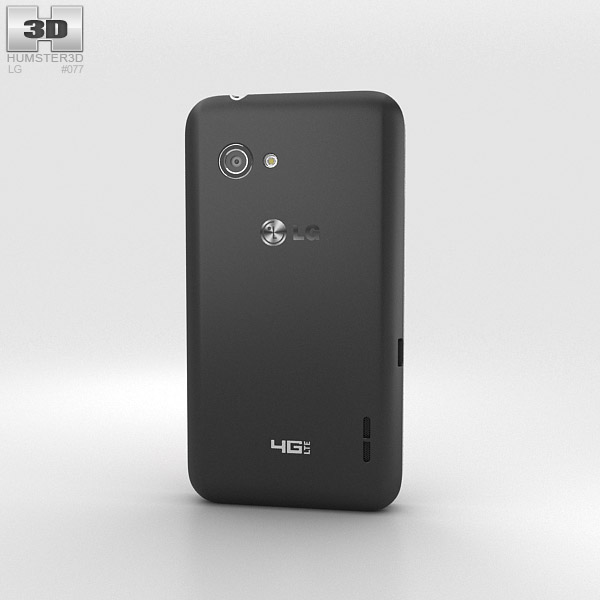 LG Enact (VS890) 3d model