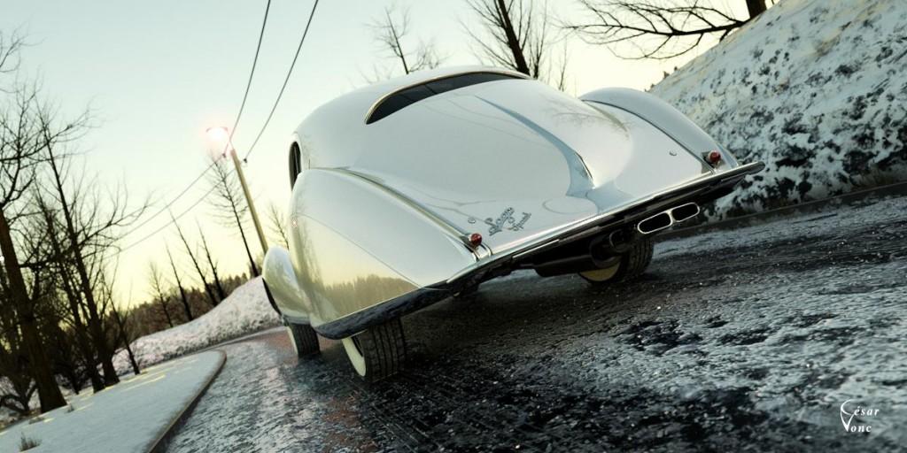 Talbot Lago T150-SS