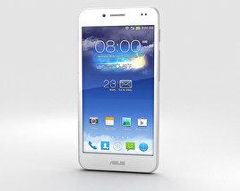 Asus PadFone X Platinum White 3D model