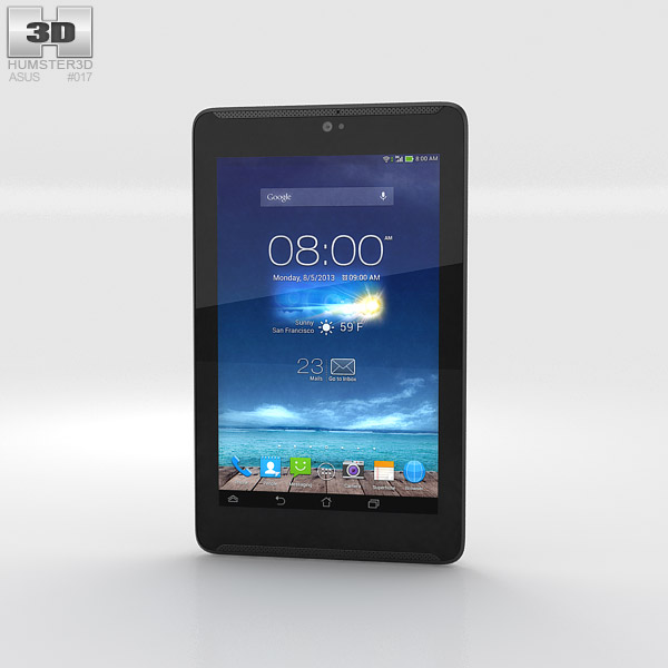 Asus Fonepad 7 Diamond White 3d model