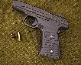 Remington R51 3D model
