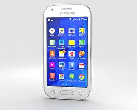 Samsung Galaxy Ace Style Cream White 3D model
