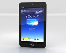 Asus MeMO Pad HD 7 Blue 3D model