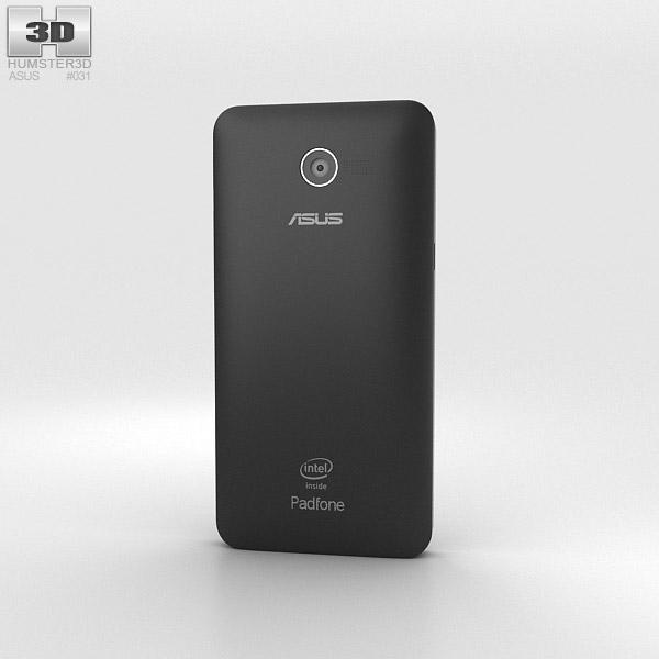 Asus Zenfone 4 Charcoal Black 3d model
