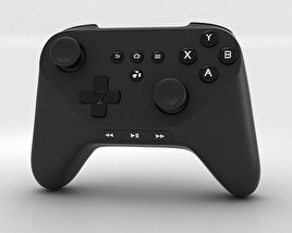 Amazon Fire Game Controller 3D model