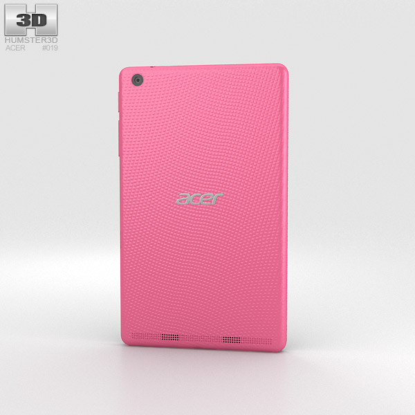 Acer Iconia One 7 B1-730 Pink 3d model