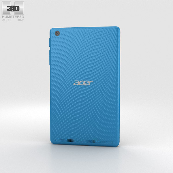 Acer Iconia One 7 B1-730 Blue 3d model