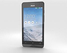 Asus Zenfone 5 Pearl White 3D model