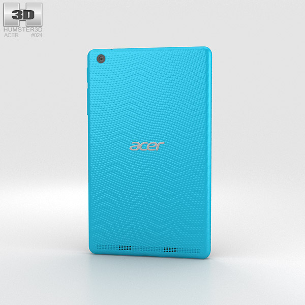 Acer Iconia One 7 B1-730 Cyan 3d model