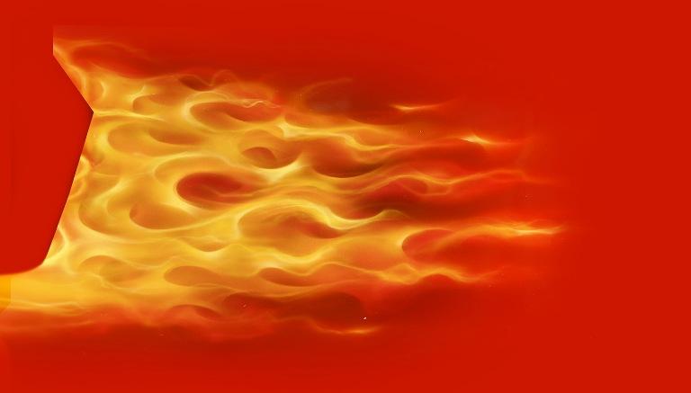 Hotrod trueflames